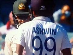 Ind Vs Aus: विकेट के पीछे से टिम पेन ने कहा कुछ ऐसा, अश्विन बोले- 'भारत में तुम्हारी आखिरी सीरीज होगी...' - देखें Video