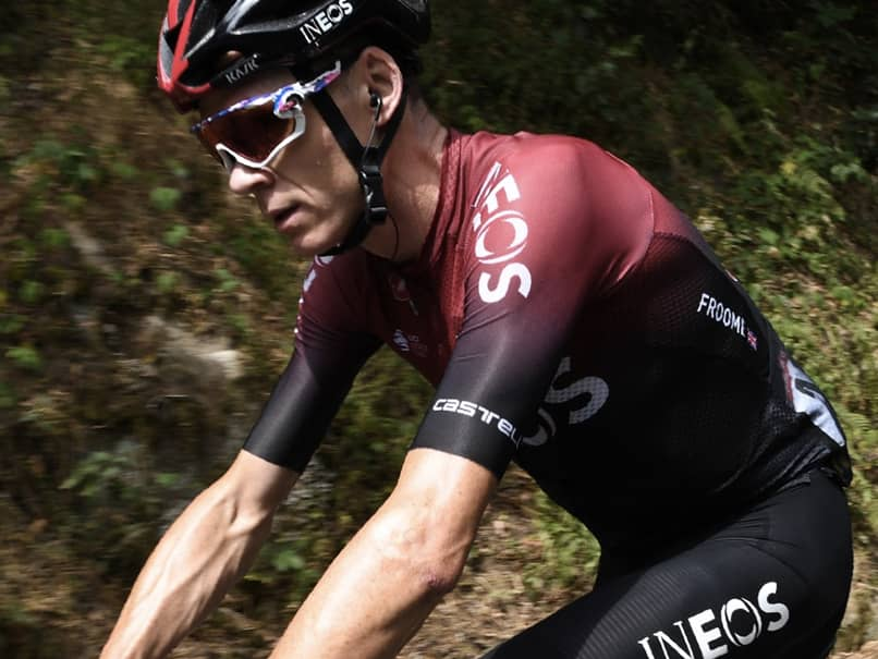 """Chris Froome Says """"Age A State Of Mind, Targets Fifth Tour De France"""