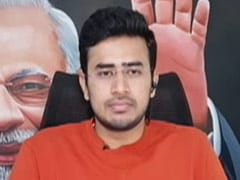 """Social Media Given Rights To Alter Ours"": BJP's Tejasvi Surya On Trump's Ban"