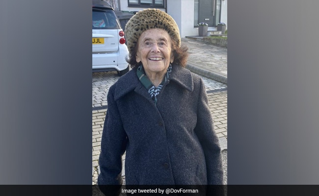 Meet The 97-Year-Old Holocaust Survivor Who Beat Covid-19