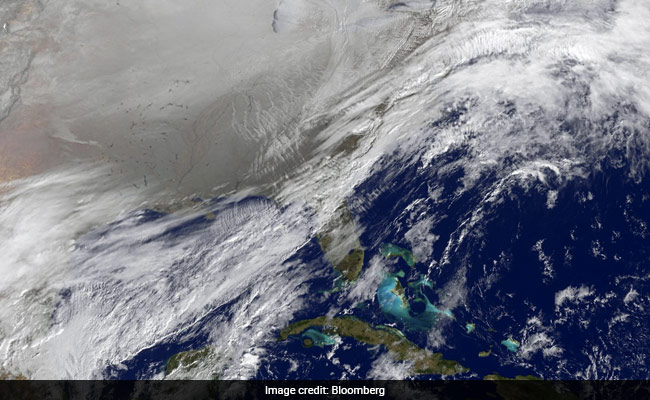 Polar Vortex Threatens To Send US, Europe Into Deep Freeze