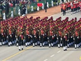 Video : Republic Day Parade With Many Firsts Amid Covid Restrictions
