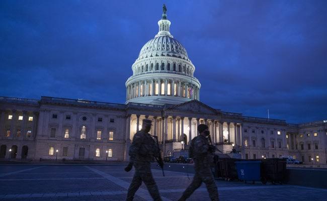 Ahead Of Inauguration, Washington DC Turns Into Garrison City