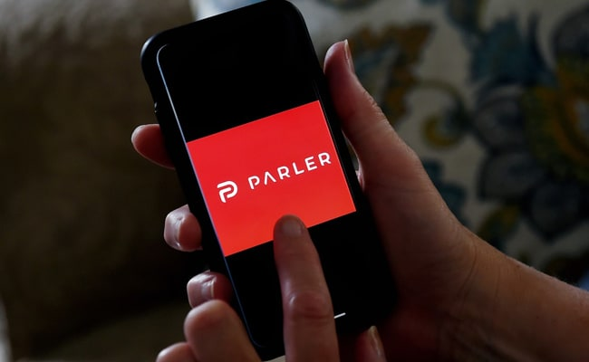 Parler's Website Is Back Online But App Still Not In Stores