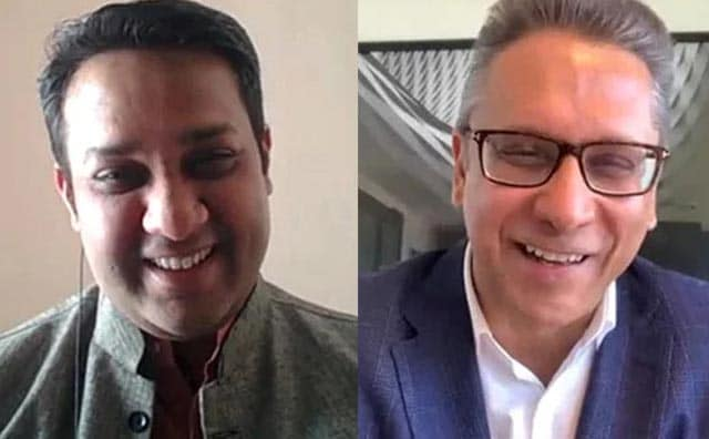 Video : In Conversation With Vikram Pawah, President, BMW Group India