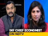 Video : Exclusive Interview With I.M.F. Chief Economist Gita Gopinath