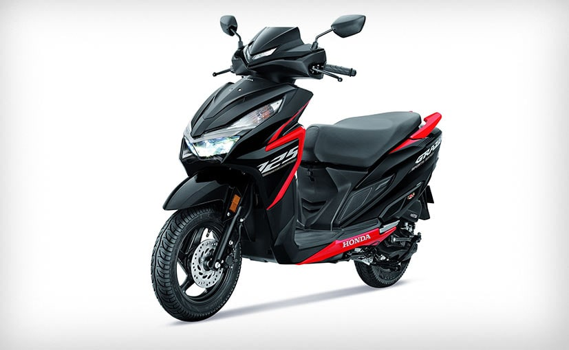 The Honda Grazia Sports Edition will soon be available at all HMSI dealerships across India