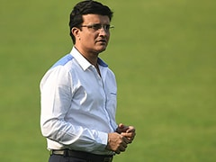 "India vs England: ""Will Miss Being At Stadium Today,"" Tweets Sourav Ganguly Ahead Of Day-Night Test"