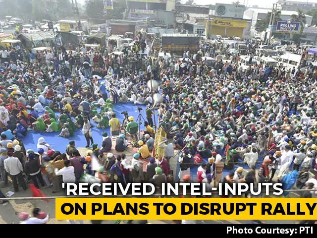 Video | 300 Pak Twitter Handles Created To Disrupt Farmers' Rally, Claim Police
