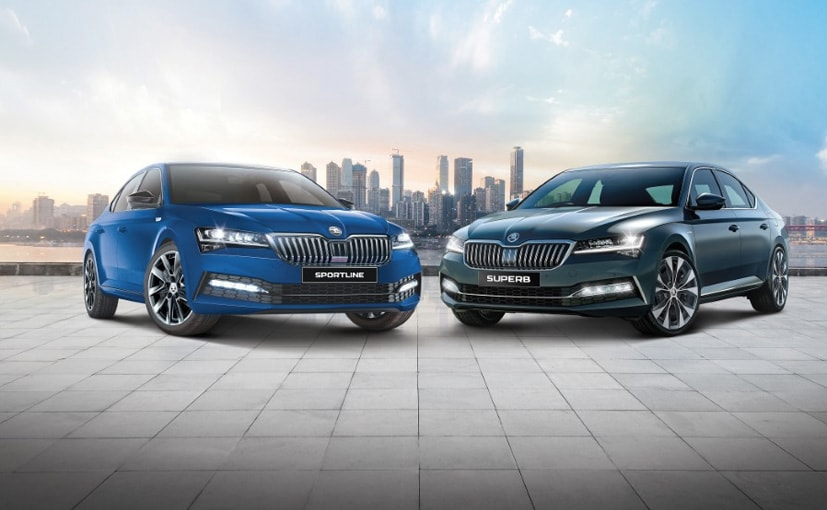 The 2021 Skoda Superb gets only feature upgrades with no mechanical changes