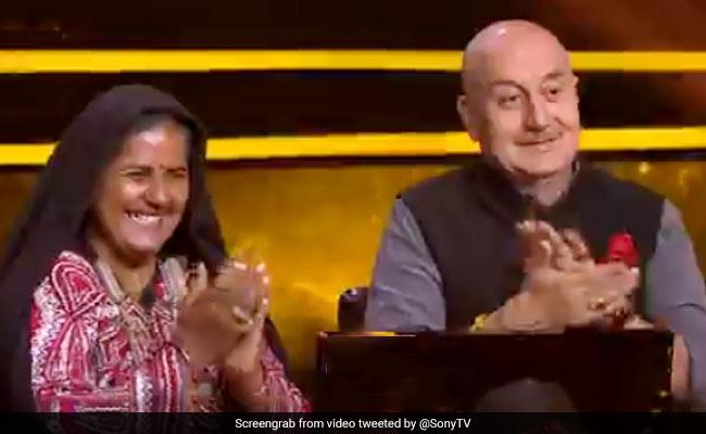 Kaun Banega Crorepati 12, Episode 80 Written Update: Amitabh Bachchan's Karamveer Special With Pabiben Rabari, Ravi Katpadi And Anupam Kher