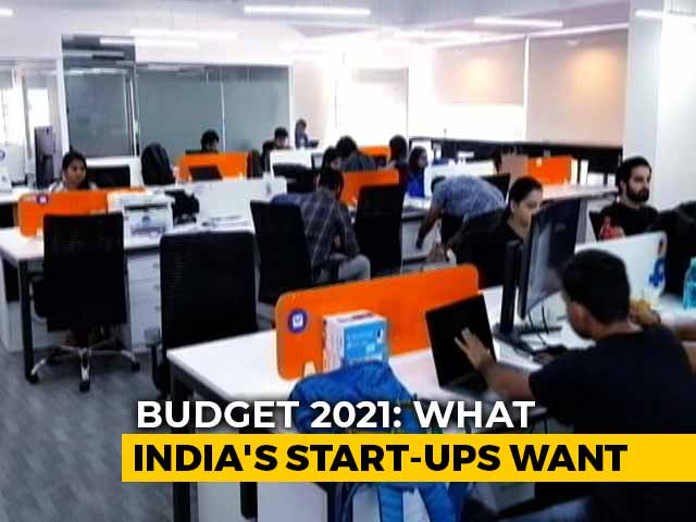 Video : Budget 2021: What India's Start-Ups Want