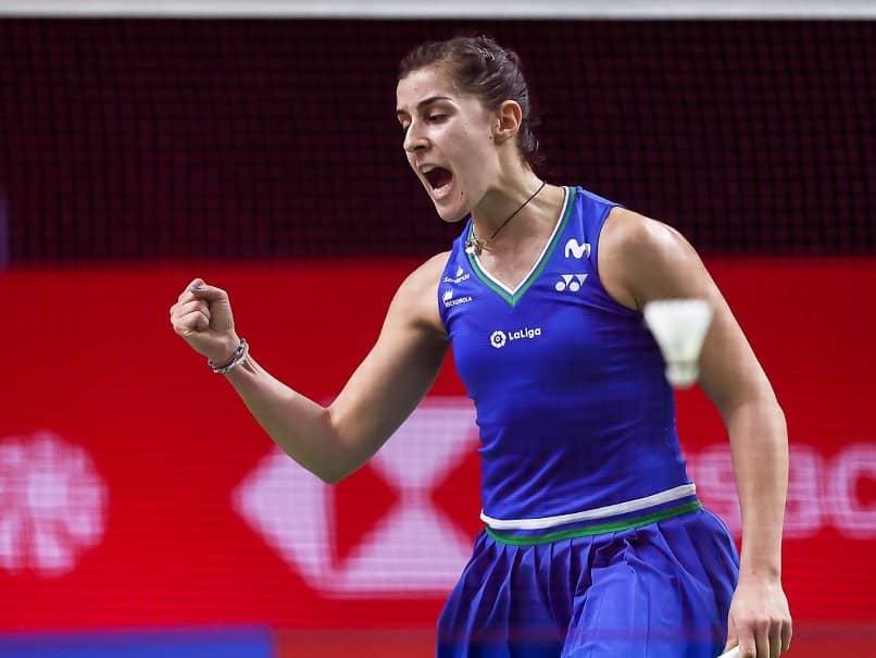 Swiss Open Final: Carolina Marin Outclasses PV Sindhu In Title Clash