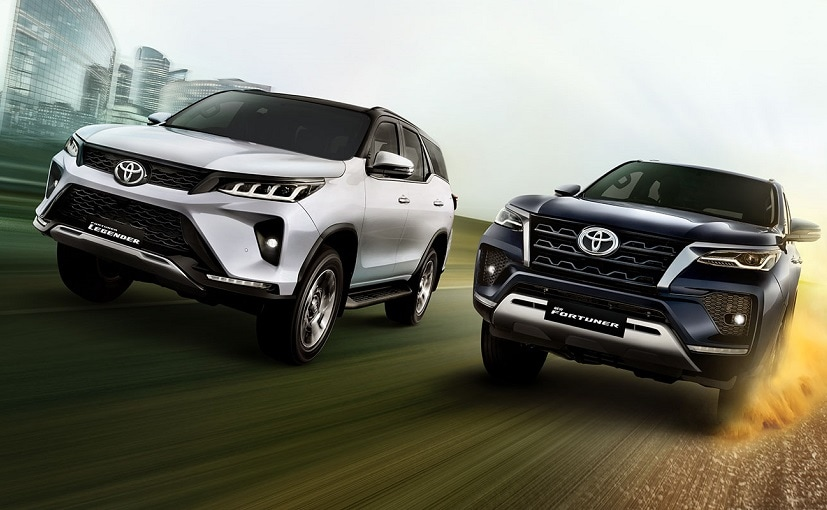 The 2021 Toyota Fortuner facelift was launched in Jan 2021, priced at Rs. 29.98 lakh to Rs. 37.43 lakh