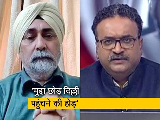 Videos : वीएम सिंह ने NDTV से कहा- हमने टिकैत से कहा था, गलती न हो