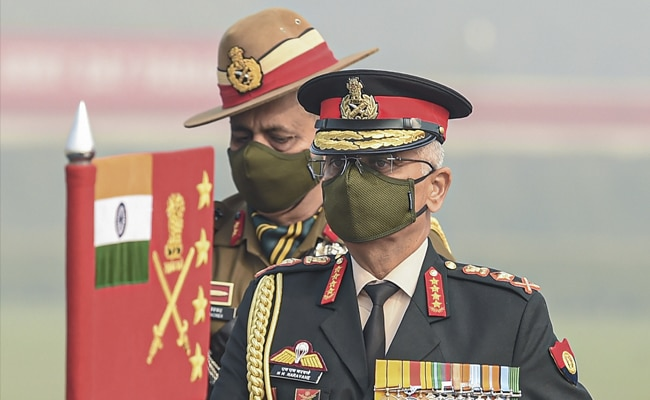 """""""Not An Inch Lost"""": Army Chief On India-China Disengagement In Ladakh"""