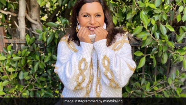 Mindy Kaling Thrilled To Find Freshly Baked Chocochip Cookies At Home! See Pics