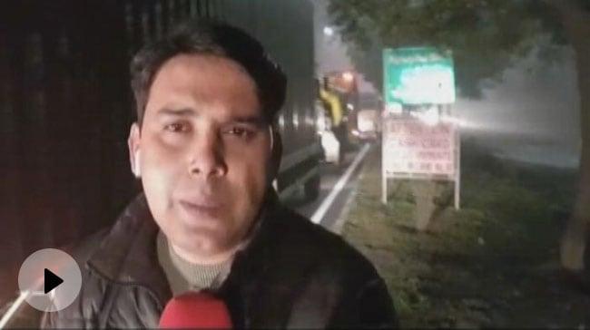 Farmers Protest | Farmers from Punjab-Haryana traveled on NH 44 for several kilometers long jam – पंजाब-हरियाणा से किसानों के कूच से एनएच 44 पर लगा कई किलोमीटर लंबा जाम वीडियो – हिन्दी न्यूज़ वीडियो एनडीटीवी ख़बर