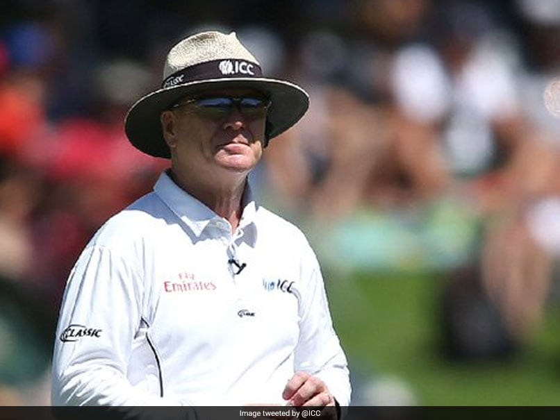 Australian Umpire Bruce Oxenford Announces Retirement From International Cricket