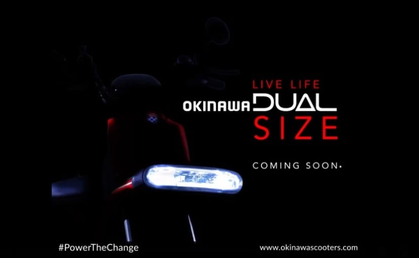 The Okinawa Dual will be launched in India in the next few weeks