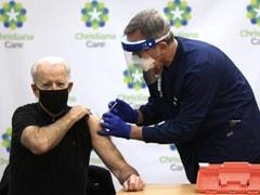 Joe Biden To Get Covid Vaccine Booster Shot: White House