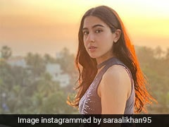 Sara Ali Khan Loves Her Cappuccino And Cookie, Here's Proof