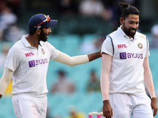 """Mohammed Siraj Says Missed Jasprit Bumrah And """"Had To Step Up To The Occasion"""" In His Absence"""