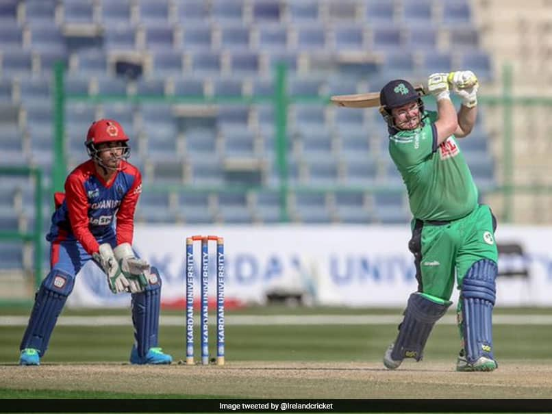 ICC ODI Player Rankings: Paul Stirling, Mehidy Hasan Move Up
