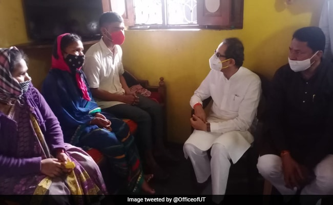 Uddhav Thackeray Meets Maharashtra Hospital Fire Victims' Parents, Orders Safety Audit