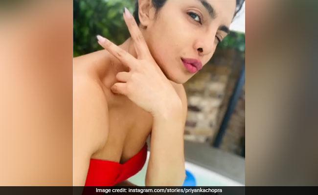 Inside Priyanka Chopra's Well-Spent Saturday. See Pics
