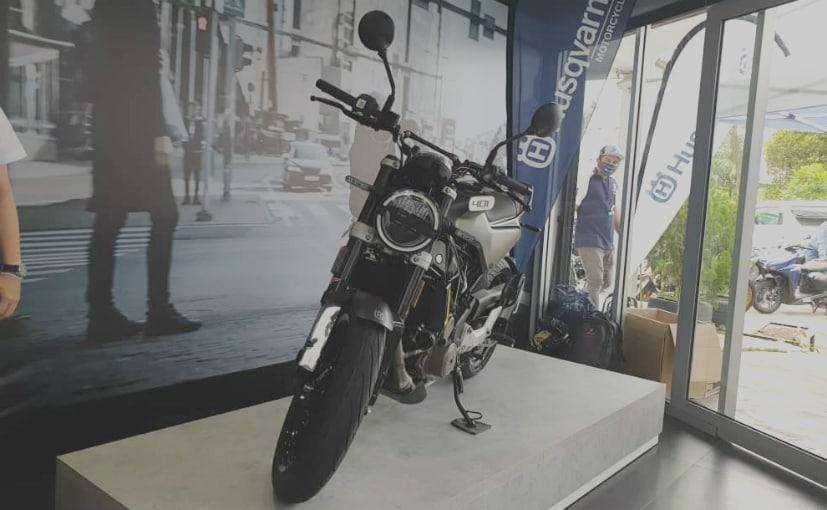 Made-in-India Husqvarna Black Arrow 401 diluncurkan di Malaysia