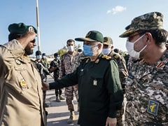 "Iran Guards Vow ""Decisive"" Response To ""Any Action"" Amid US Tensions"