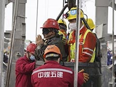 """Feel Like I'm Reborn"": Trapped Chinese Miners Rescued After 2 Weeks"