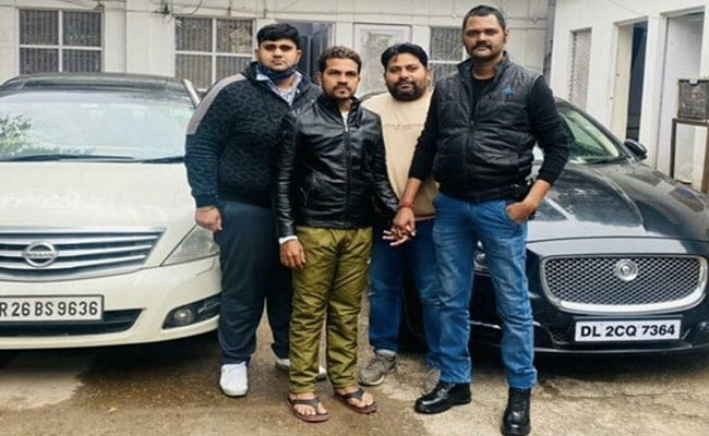 Man Bought Luxury Cars, Did Charity Work With Stolen Money, Arrested: Delhi Cops