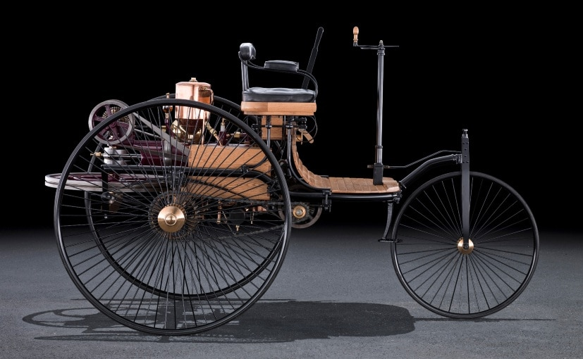 The patent for the world's first automobile was filed on January 29, 1886 by Karl Benz