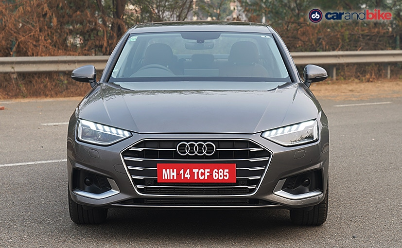 2021 Audi A4 Facelift India Launch Highlights: Price, Features, Specifications, Images
