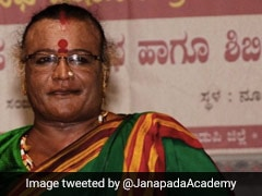 Padma Shri Manjamma Jogati: Transgender Folk Artiste Married To A Goddess