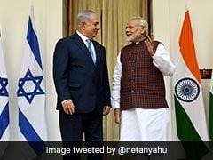 Benjamin Netanyahu Greets PM Modi On Republic Day