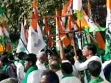 Video : In Karnataka, Congress Protests Against Farm Laws; BJP Hits Back