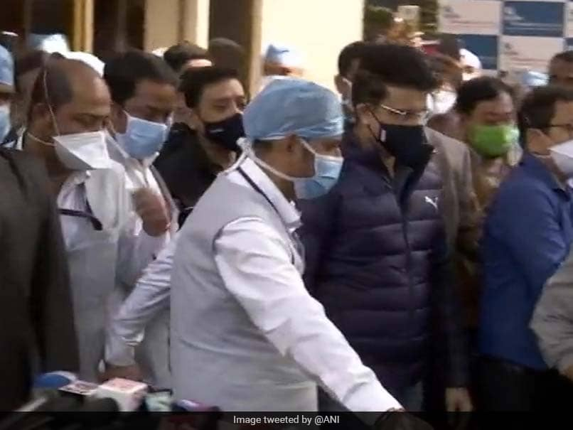 Sourav Ganguly Discharged From Kolkata Hospital