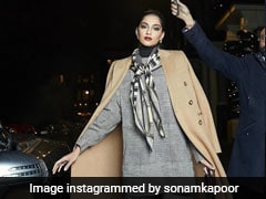 Another Day, Another Slay For Sonam Kapoor In Fabulous Winter Wear