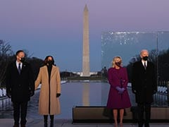"""""""Remember All We Lost"""": Joe Biden Leads Tribute To Nearly 4,00,000 Covid-19 Deaths"""