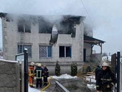 At Least 15 Killed, 11 Injured In Nursing Home Fire In Ukraine