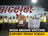 Video : Maldives, Nepal Among 6 Nations To Get Vaccines From India From Today