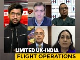 Video : How Will UK-India Flight Resumption Impact You Amid New Strain Scare?