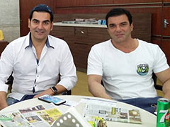 Arbaaz Khan, Sohail Khan Quarantined After Alleged Covid Rule Violation