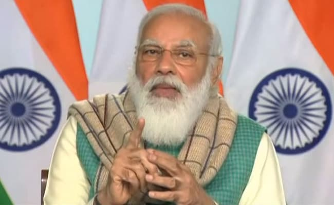 PM Modi To Address Second National Youth Parliament Festival Today