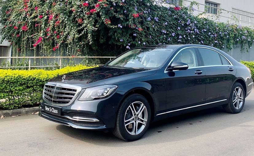 The Mercedes-Benz S-Class Maestro Edition brings Mercedes Me Connect to the brand's flagship saloon