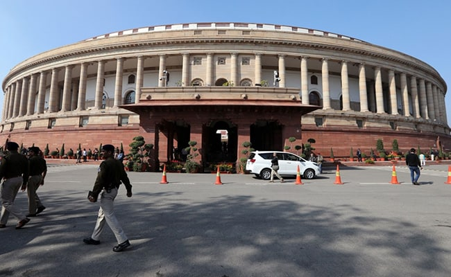 Budget Session of Parliament Convenes Tomorrow Under Covid-19 Restrictions