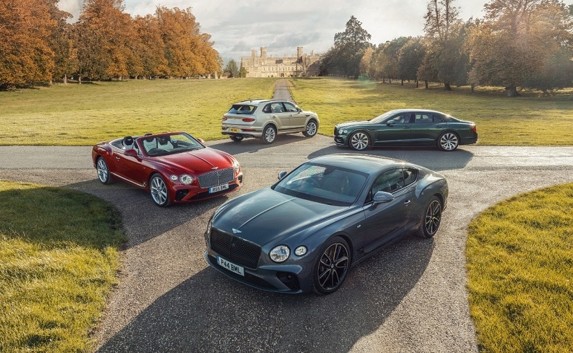 Bentley delivered 735 cars to the Middle East in 2020, against a total of 852 the previous year.